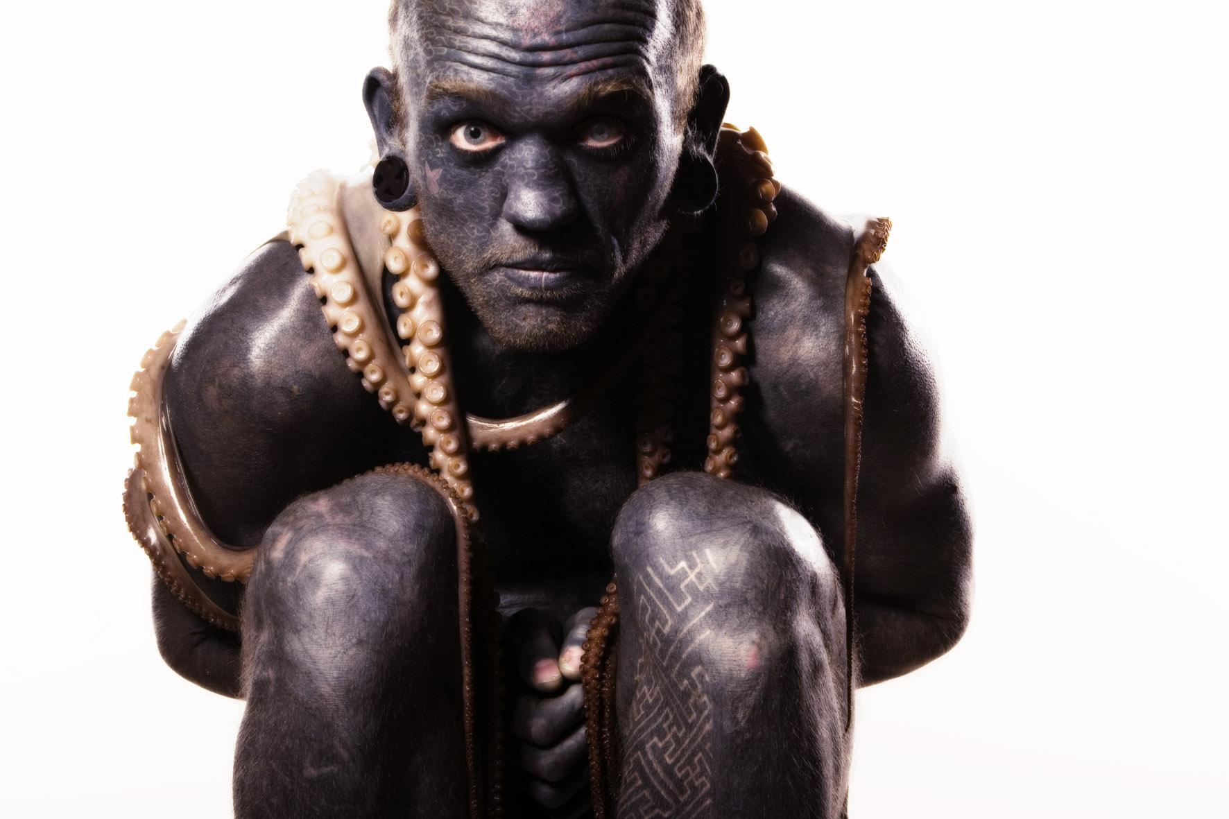самый черный человек на земле фото самые