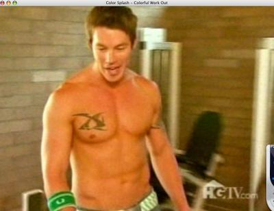 Alcohol motivating david bromstad cock moving porn