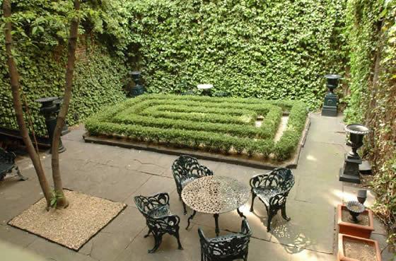 Norwood Club Garden