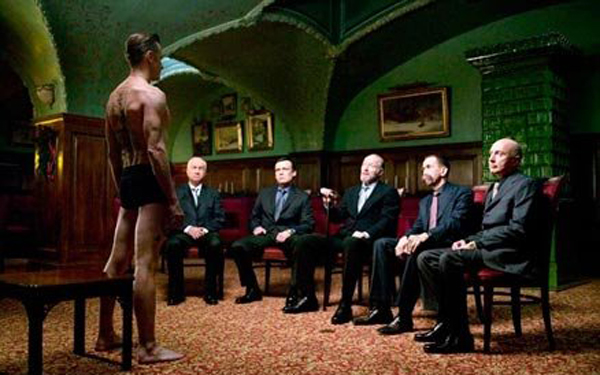 Viggo Mortensen Naked