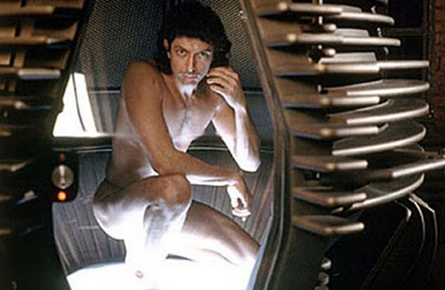 Jeff Goldblum Naked The Fly