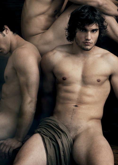 French nude rugby men