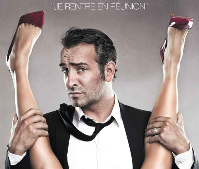 A farce of a scandal pure film creative for Farcical in french