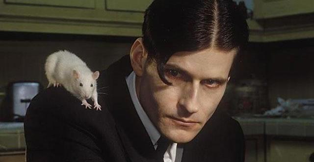 Crispin Glover Rat